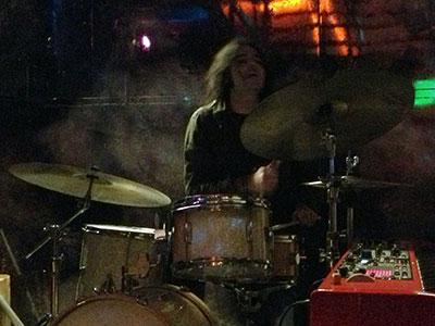 Xixo Yantani, profesor de batería