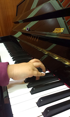 Piano método Suzuki